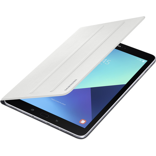 Samsung Book Cover for Galaxy Tab S3 (White)