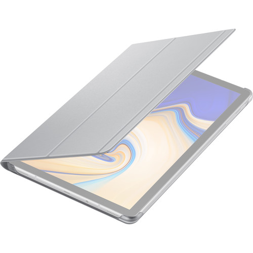 Samsung Galaxy Tab S4 Book Cover (Gray)