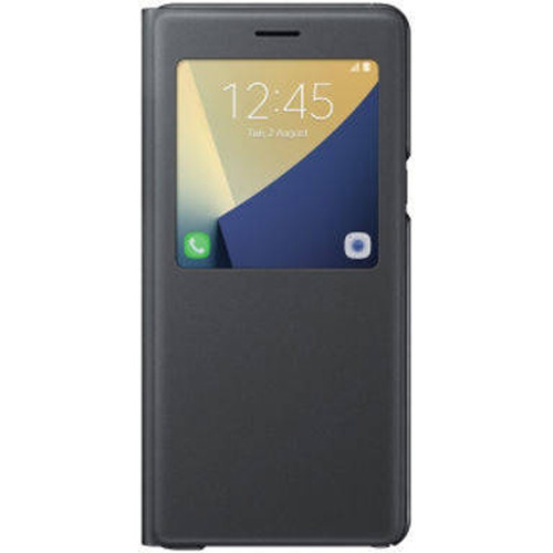 Samsung S-View Flip Cover for Galaxy Note 7 (Black)