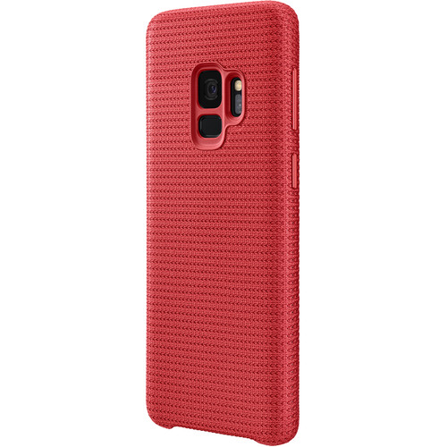 Samsung Hyperknit Smartphone Cover for Galaxy S9 (Red)