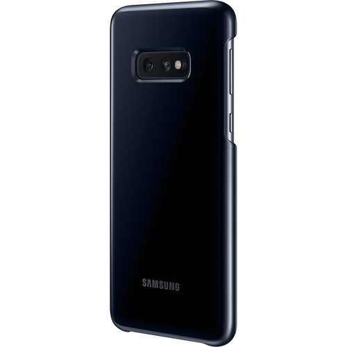 Samsung LED Back Cover Case for Samsung Galaxy S10e (Black)