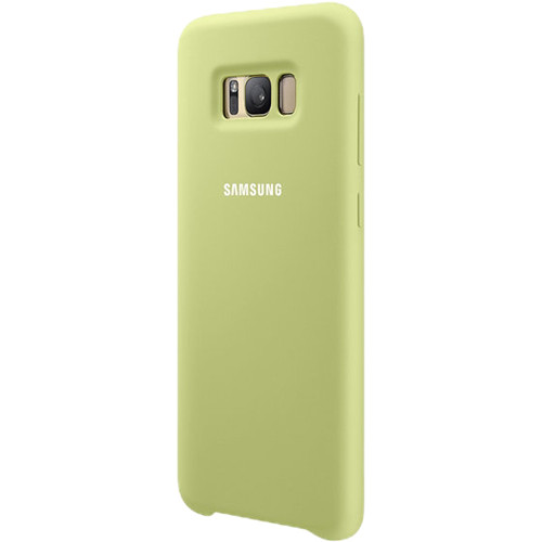 Samsung Silicone Cover for Galaxy S8+ (Green)