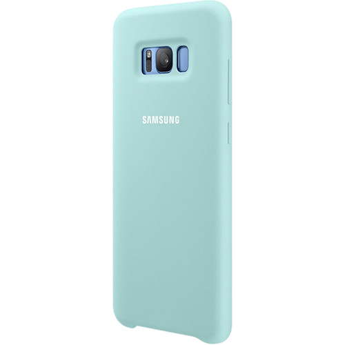 Samsung Silicone Cover for Galaxy S8+ (Blue)