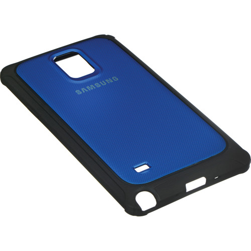 Samsung Protective Cover for Galaxy Note 4 (Blue)