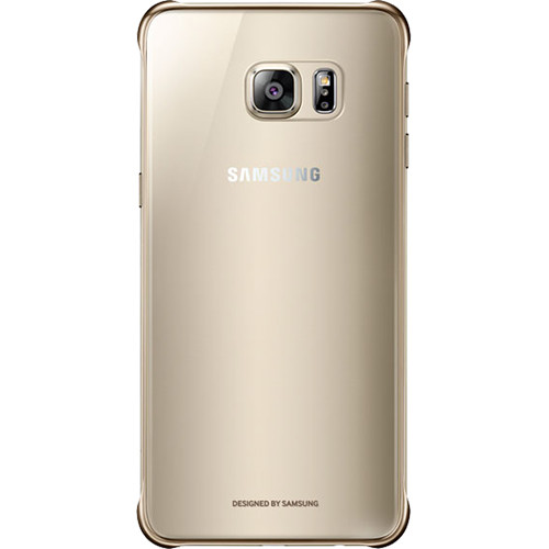 Samsung Protective Cover for Galaxy S6 edge+ (Gold)