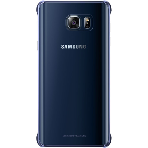 Samsung Protective Cover for Galaxy Note 5 (Clear Black Sapphire)