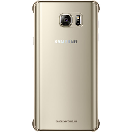 Samsung Protective Cover for Galaxy Note 5 (Gold)