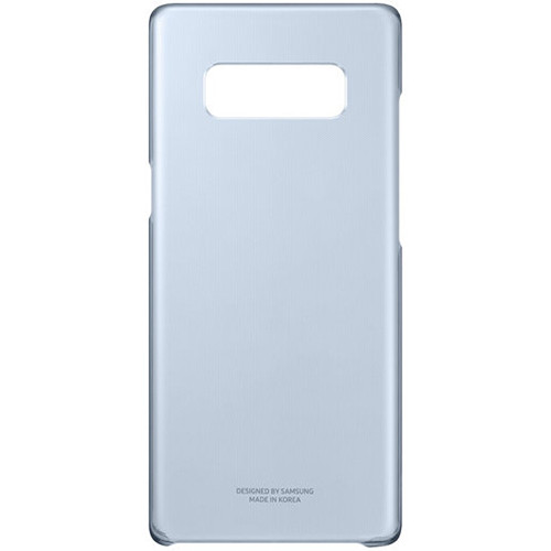 Samsung Protective Cover for Galaxy Note 8 (Clear Blue)