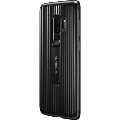 Samsung Rugged Case for Galaxy S9+ (Black)