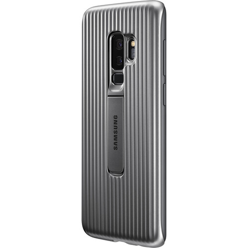 Samsung Rugged Case for Galaxy S9+ (Silver)