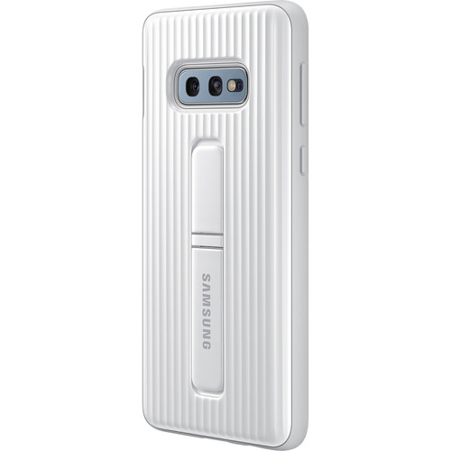 Samsung Rugged Protective Cover for Galaxy S10e (White)