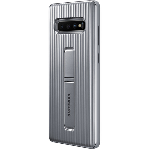 Samsung Rugged Protective Cover for Galaxy S10+ (Silver)