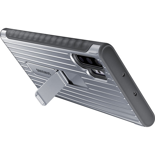 Samsung Galaxy Note10+ Rugged Protective Cover (Silver)
