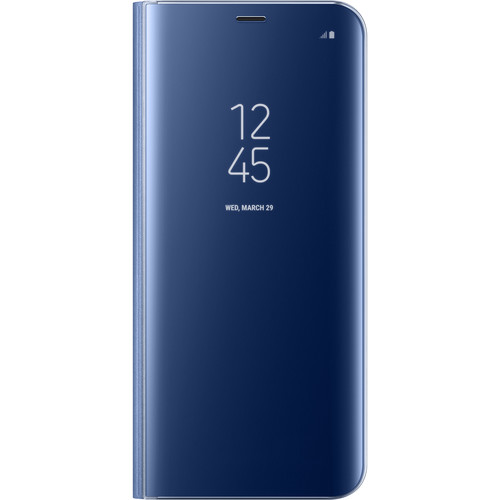 Samsung S-View Flip Cover for Galaxy S8+ (Blue)