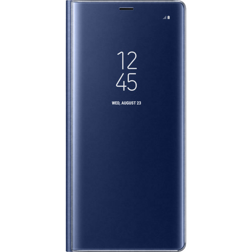 Samsung S-View Flip Cover for Galaxy Note 8 (Blue)