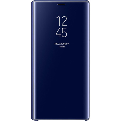 Samsung S-View Case for Galaxy Note9 (Blue)