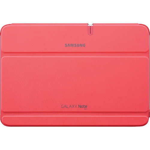 "Samsung Book Cover for Galaxy Note 10.1"" Tablet (Berry Pink)"