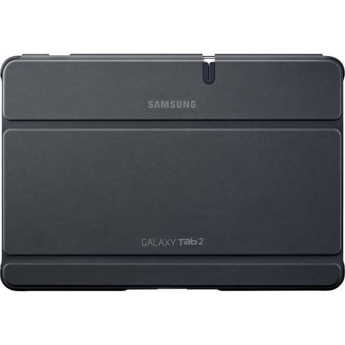 """Samsung Book Cover for Galaxy Tab 2 10.1"""" Tablet (Gray)"""