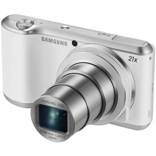 Samsung GC200 Galaxy Camera 2 (White)