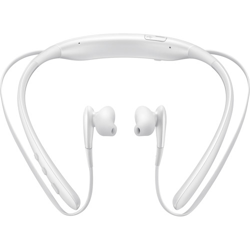 Samsung Level U Wireless Bluetooth Headphones (White)