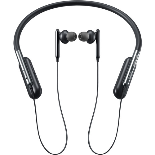 Samsung U Flex Bluetooth Wireless Headphones (Black)
