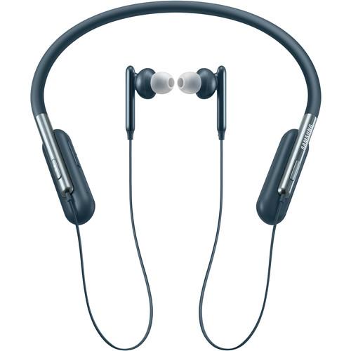 Samsung U Flex Bluetooth Wireless Headphones (Blue)