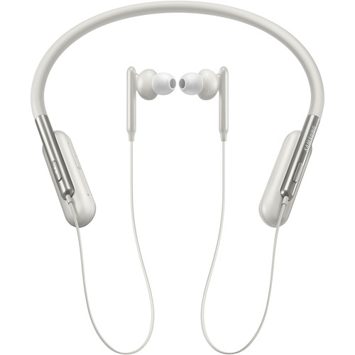 Samsung U Flex Bluetooth Wireless Headphones (Ivory)