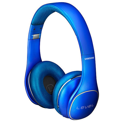 Samsung Level On Wireless Noise-Canceling Bluetooth Headphones (Blue)