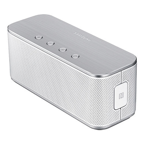 Samsung Level Box Portable Bluetooth Speaker (White)
