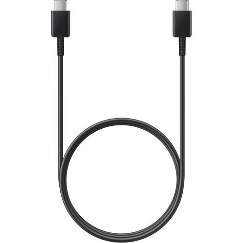 Samsung USB Type-C to USB Type-C Cable (3', Black)