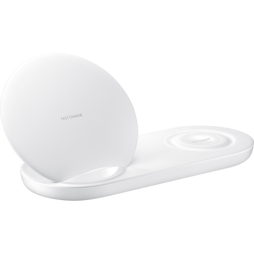 Samsung Qi Wireless Charger Duo (White)