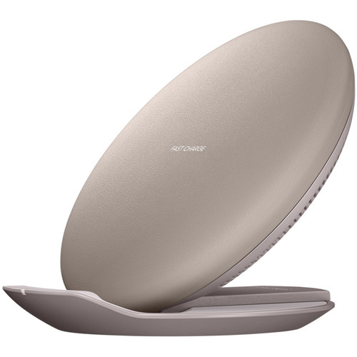 Samsung Fast Charge Convertible Wireless Charging Stand (Tan)