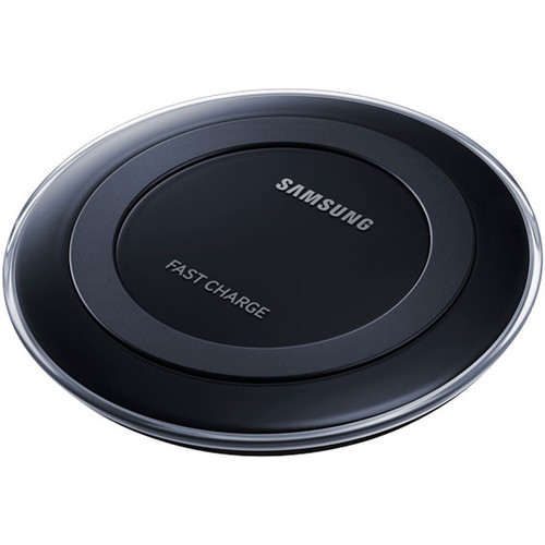 Samsung Fast Charge Qi Wireless Charging Pad (Black Sapphire)