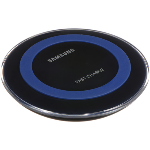 Samsung Fast Charge Qi Wireless Charging Pad (Blue)