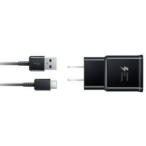 Samsung Fast Charge Travel Charger (Black)