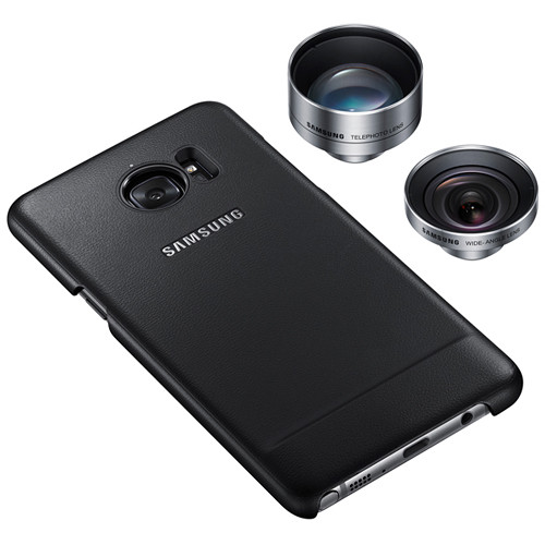 Samsung Lens Cover For Galaxy Note 7 - Black
