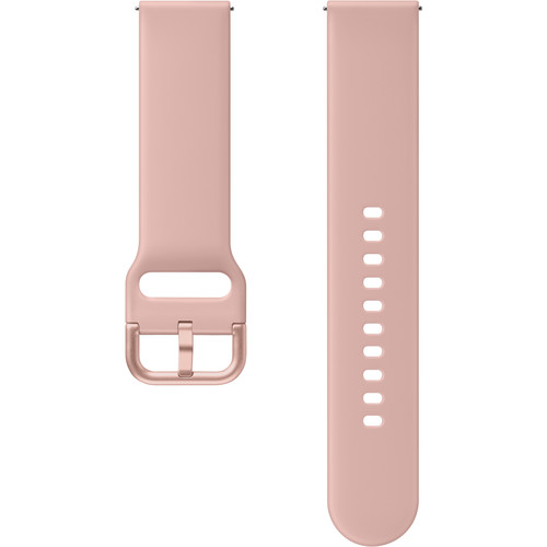 Samsung Sport Band for Galaxy Watch Active2 (Pink Gold)
