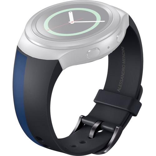 Samsung Atelier Mendini Watch Strap for Gear S2 (Blue/Black)