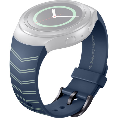 Samsung Atelier Mendini Watch Strap for Gear S2 (Navy)