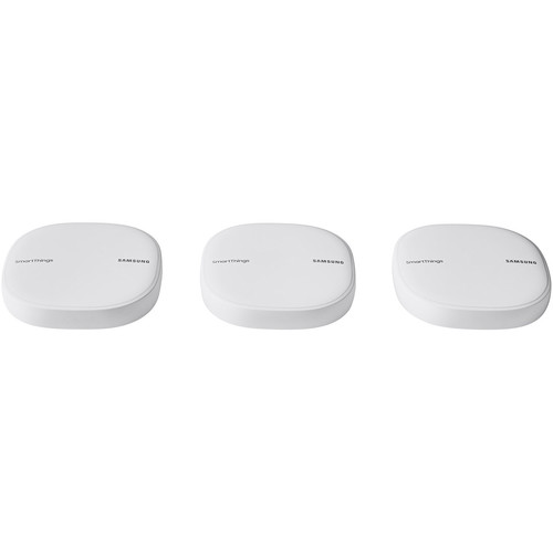Samsung SmartThings Wifi AC1300 Dual-Band Wi-Fi Router (3-Pack)