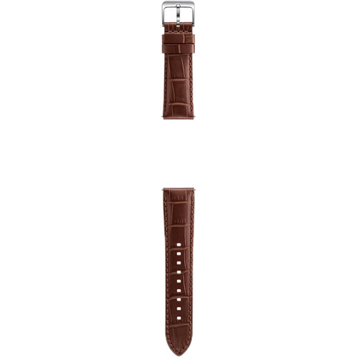 Samsung Alligator Grain Leather Band (Brown)