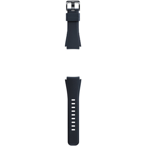 Samsung Silicon Band for Gear S3 (Black)