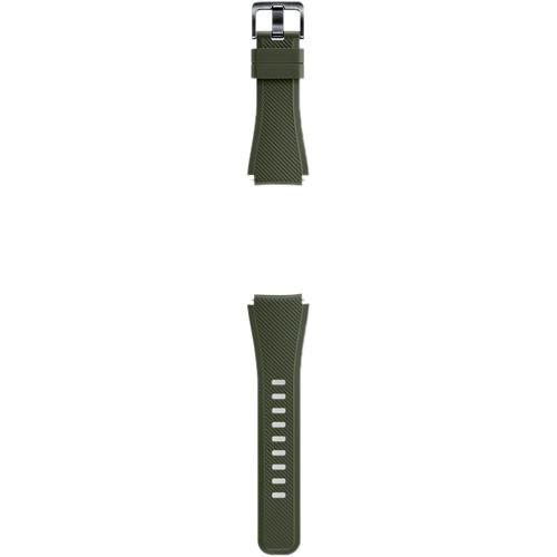 Samsung Silicon Band for Gear S3 (Khaki)