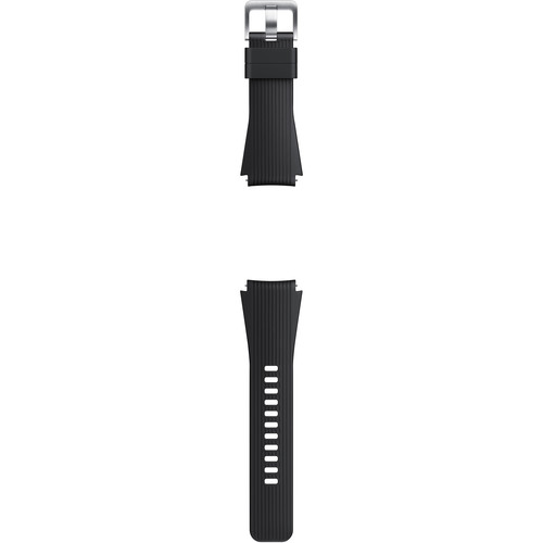 Samsung Galaxy Watch Band (Black, 22mm)