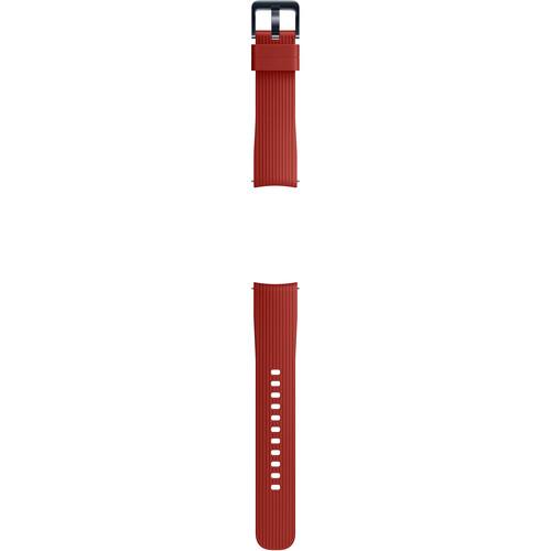 Samsung Galaxy Watch Band (Red, 20mm)
