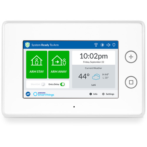 Samsung SmartThings ADT Home Security Starter Kit