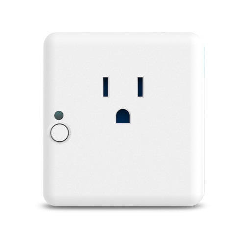 Samsung SmartThings Smart Outlet (Square,White)