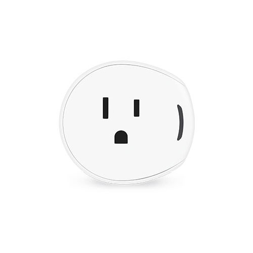 Samsung SmartThings Outlet (Round, White)