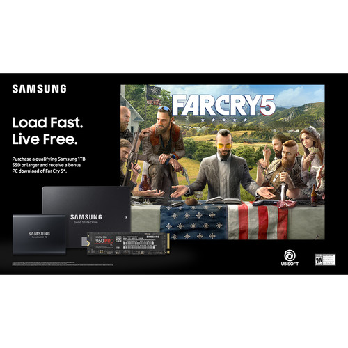 Samsung Ubisoft Far Cry 5 Game Download