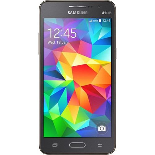 Samsung Galaxy Grand Prime SM-G531H/DL 8GB Smartphone (Region Specific Unlocked, Gray)